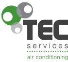 tec services air conditioning logo