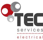 tec services electrical logo