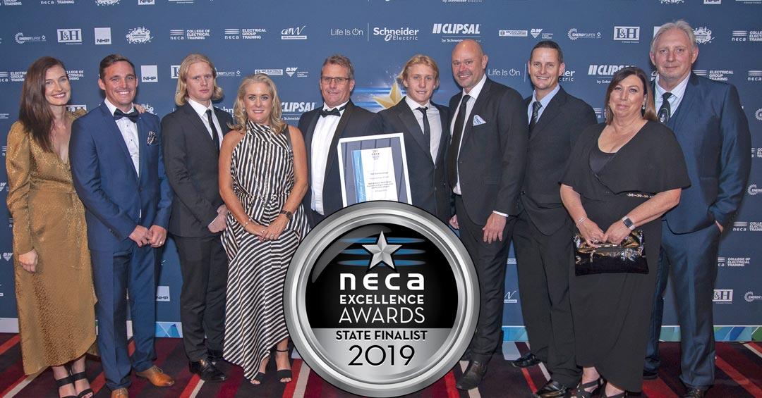 NECA Excellence Award